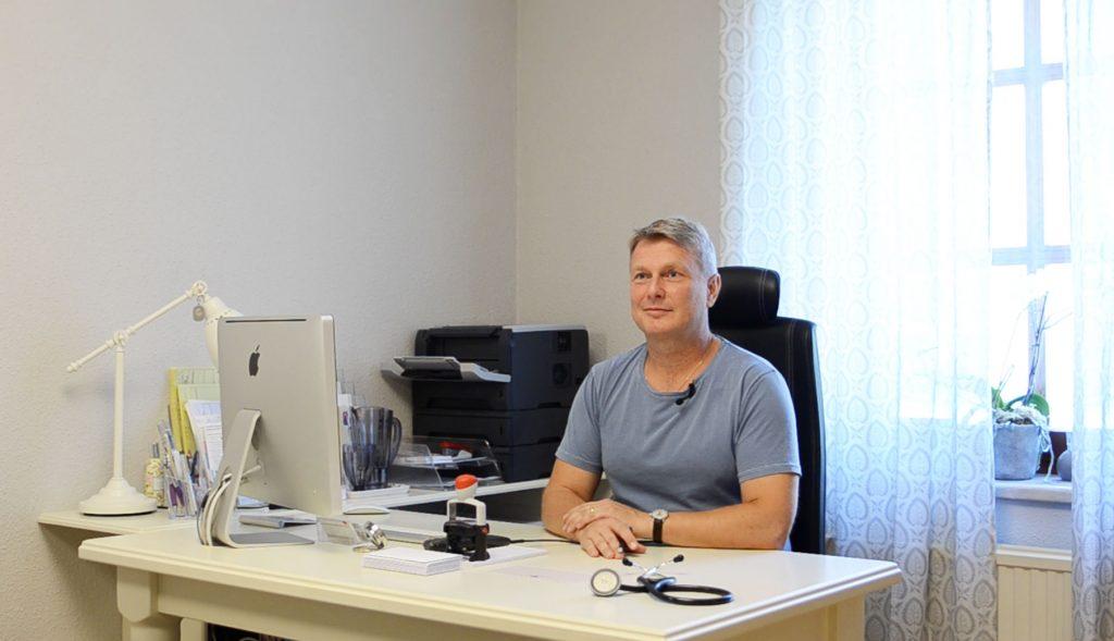 Diabetologe Dr. Helmut Zach